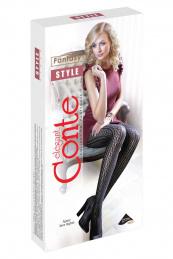 Conte Elegant AJOUR_Style_2_Bianco