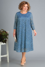 Новелла Шарм А3378-голубое