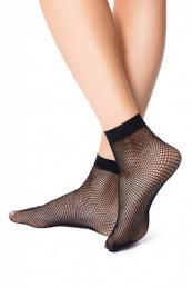 Conte Elegant Rette_Socks_Medium_23-25_Nero