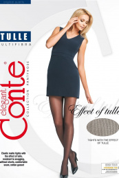 Conte Elegant Tulle_3_Chocolate