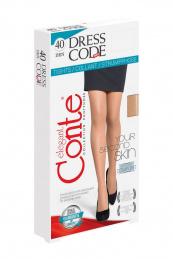 Conte Elegant Dress_Code_40_2_nero