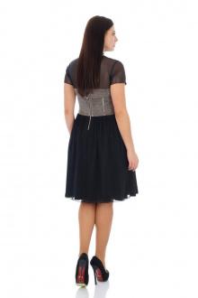 Платье с ремнем Effect-Style 689