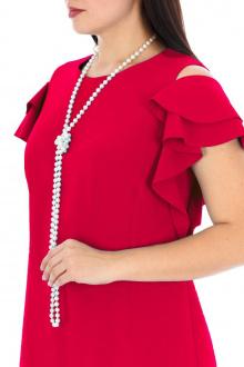 Платье Effect-Style 665 красный