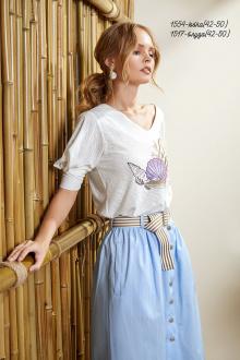 Блузы NiV NiV 1517
