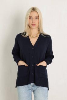Жакеты Romgil ТЗ559 синий