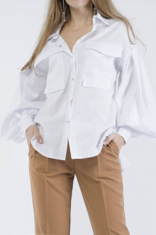 Блузы Effect-Style 805 белый