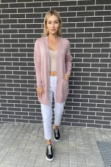 Кардиганы Romgil ТЗ203 бледно-розовый