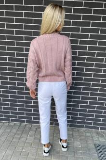 Джемперы Romgil ТЗ327 бледно-розовый