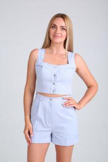 Женский комплект с шортами Your size 2097.164