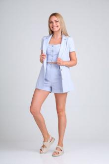 Женский комплект с шортами Your size 2098.164