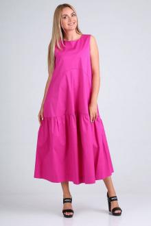 Платье FloVia 4084 розовый