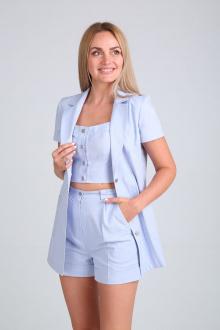 Женский комплект с шортами Your size 2098.170