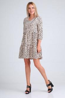 Платье FloVia 4083 камушки