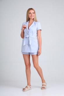 Женский комплект с шортами Your size 2099.170