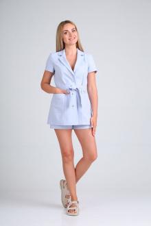 Женский комплект с шортами Your size 2099.164