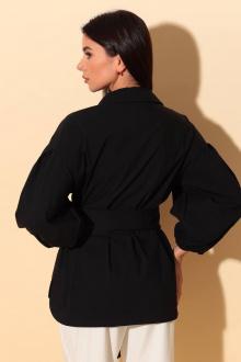 Блузы Chumakova Fashion 2055 черный_с_песочным