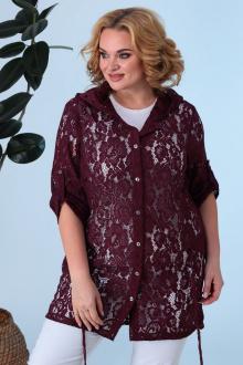 Блузы Anastasia 593 ежевика
