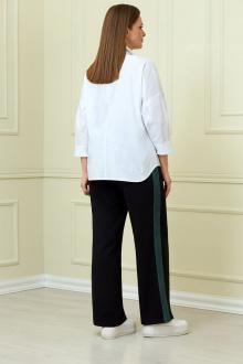 Блузы VOLNA 1200 белый