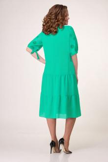 Платье VOLNA 1201 светло-зеленый
