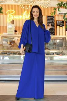 Брючный комплект Anastasia 602 синий