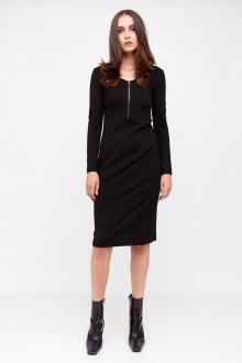 Платье Favorini 11939 черный