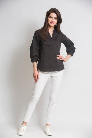 блуза Ivera 656 черный