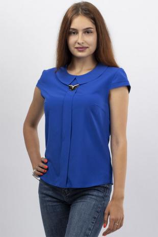 блуза VIZAVI 496 василек