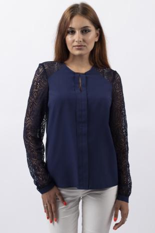 блуза VIZAVI 590 синий