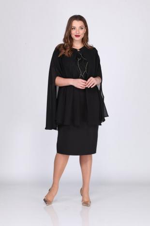 Плательный комплект Anastasiya Mak 636 черный
