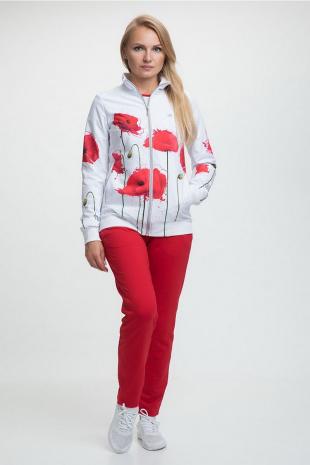 FORMAT 11376 белый/красный