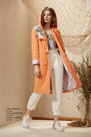 Женское пальто NiV NiV 1365-1