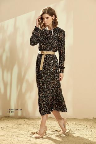 Платье с поясом NiV NiV 1330