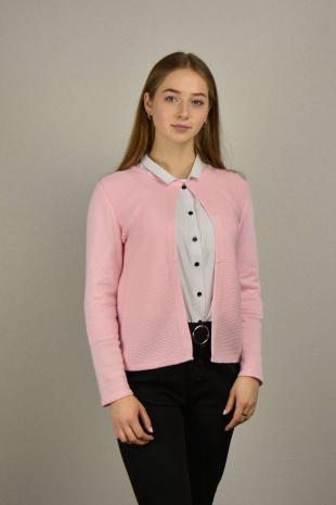 жакет Romgil ТЗ133 бледно-розовый
