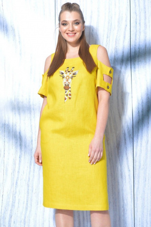 MALI 419-028 желтый