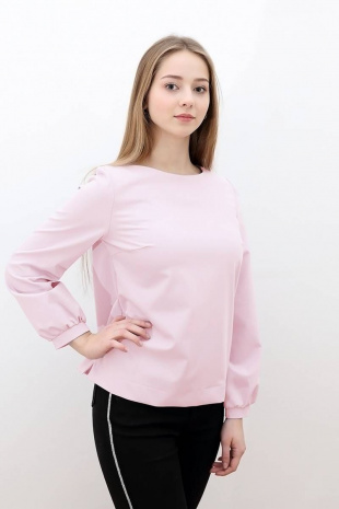 блуза Romgil ТК087ДП розовый