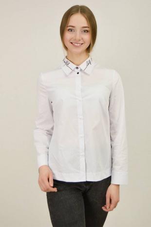 рубашка Romgil ТК112ВХ белый