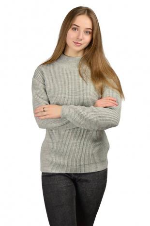 свитер Romgil ТЗ186 серый