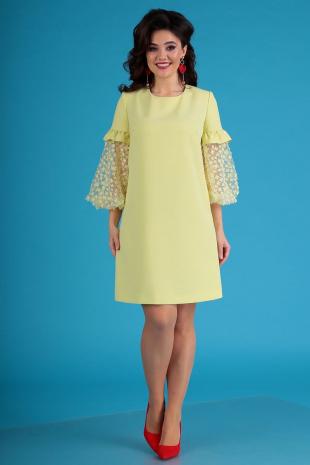 Мода Юрс 2409 желтый