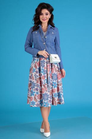 Мода Юрс 2400 синий