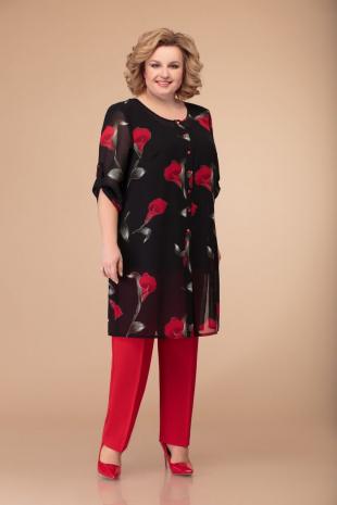 Svetlana-Style 970 красные_цветы