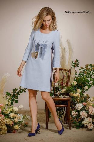 платье NiV NiV 1435г