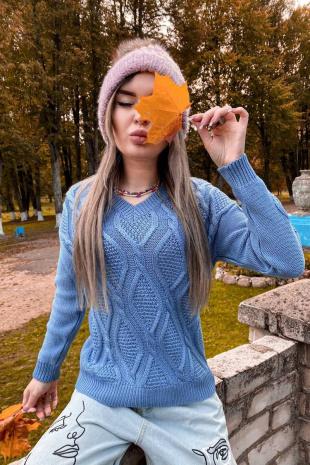 джемпер Romgil ТЗ031 голубой