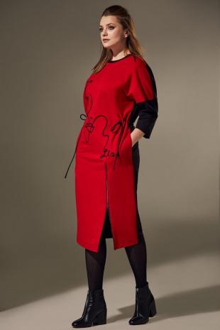 Andrea Style 00309 красный