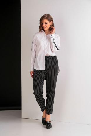 брюки Elletto 2123 черный