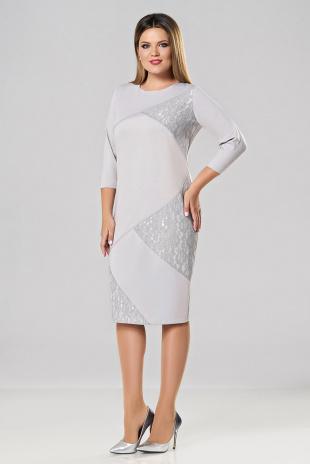 платье Lady Secret 3541 серый