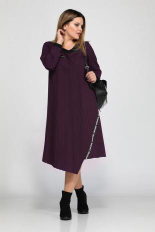 платье Lady Secret 3561 марсала