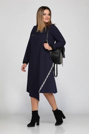 платье Lady Secret 3561 синий