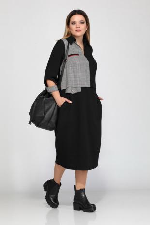 платье Lady Secret 3547 черный
