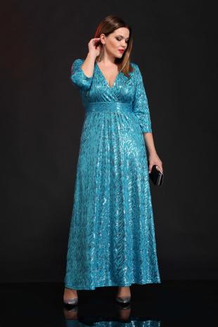 платье Lady Secret 3325 голубой