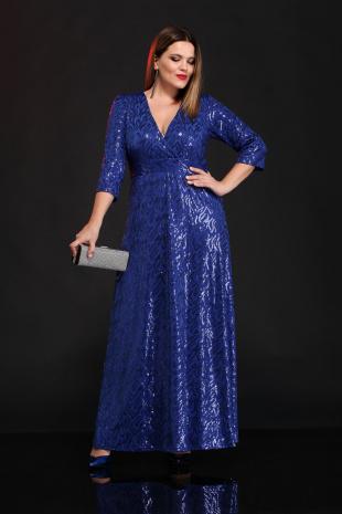 платье Lady Secret 3325 синий